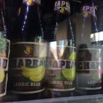 ベルビーのフルーツビール