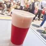 人気のフルーツビール