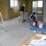 工事着工開始しました。