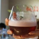各種イベントはフルーツビールで乾杯しましょう