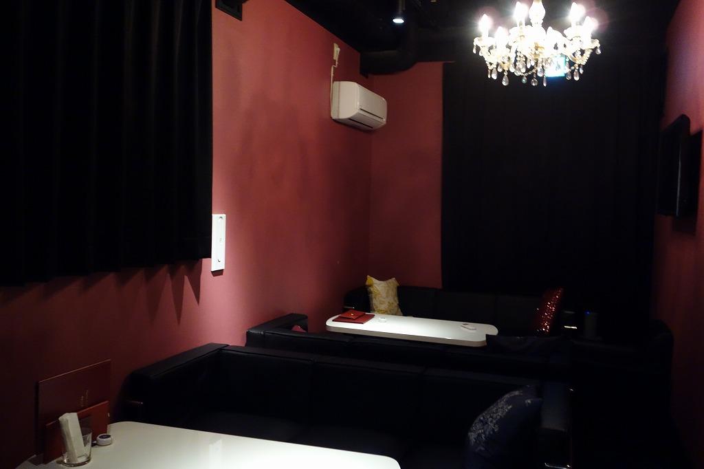 個室(VIPルーム)