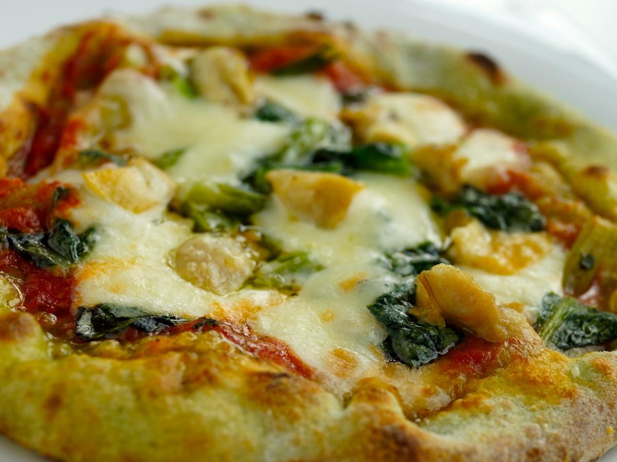 BellBの美味しいピザ