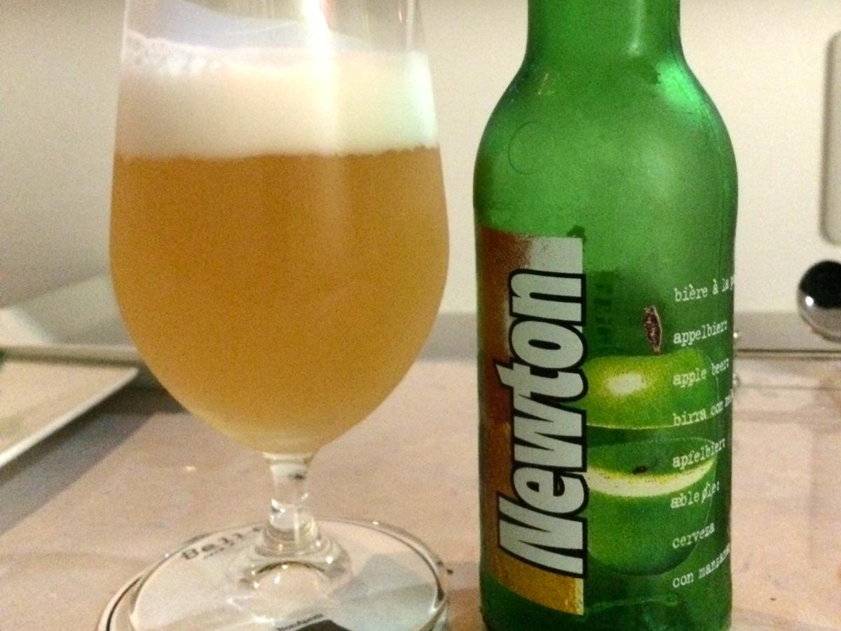 種類豊富なフルーツビール