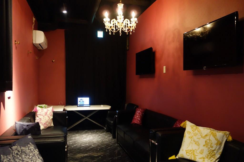 BellBのおしゃれな個室