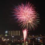 2015年船橋市花火大会情報! きれいに見える場所はどこ?